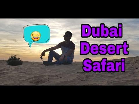 #Dubai Desert Safari 2019