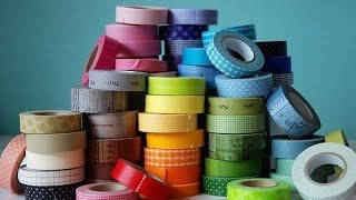 Л.Д. Как сделать декоративный скотч?| Из журналов| Nastya Rain