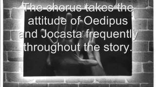 Chorus Blindness in Oedipus the King by Sophocles