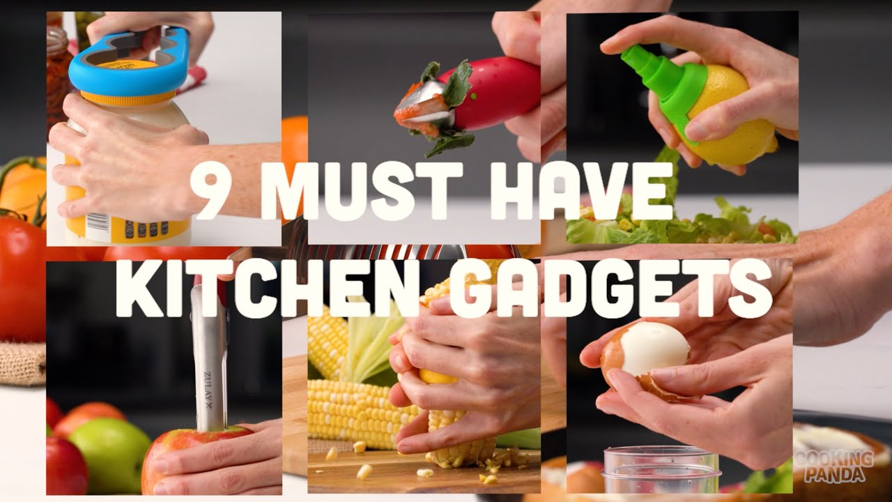 Kitchen Gadget Hacks