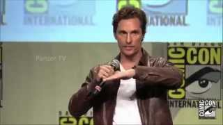 Matthew McConaughey Insults Crowd at Comic-Con 2014 | What's Trending Original