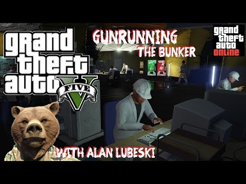 🔫💣💰GTA 5 Buying the top of the line underground bunker with Alan Lubeski