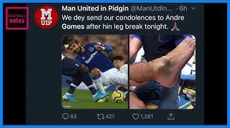 SON'S RED CARD  AGAINST ANDRE GOMES- REACTIONS AND OUTRAGE