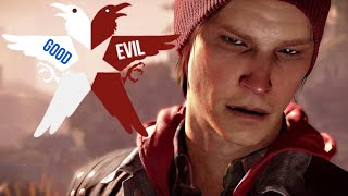 inFamous Second Son - Both Endings