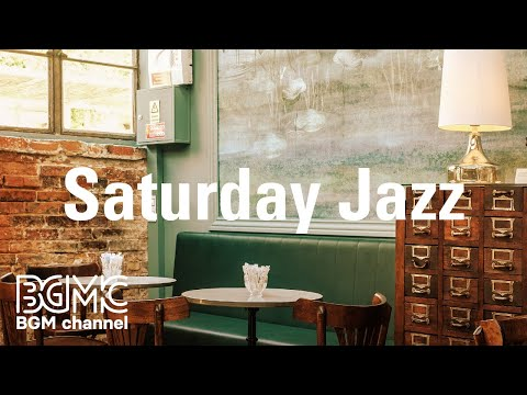 Saturday Jazz: Glow Up Morning Coffee - Instrumental Music for Wake Up, Chill, Work and Study