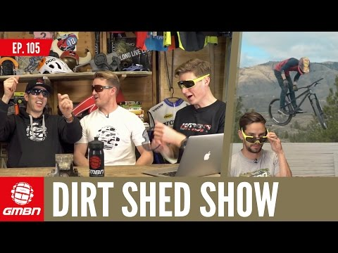 How Far Will Technology Influence The Future Of Mountain Biking? | Dirt Shed Show Ep. 105