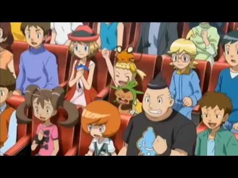 Pokemon XY & Z series Episode 35 (5 end)