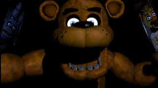 I was very scared 😱 (Fnaf 1 exrperimental) in ROBLOX