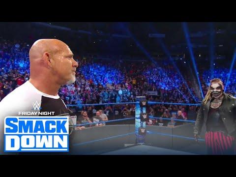 Goldberg spears The Fiend ahead of WWE Super ShowDown | FRIDAY NIGHT SMACKDOWN
