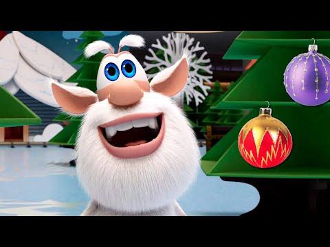 Booba - Santa's House 🎅 Episode 56 - Funny cartoons for kids - Booba ToonsTV |