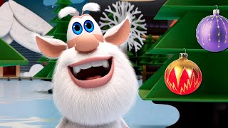Booba Santa s House Episode 56 Funny cartoons for kids Booba ToonsTV