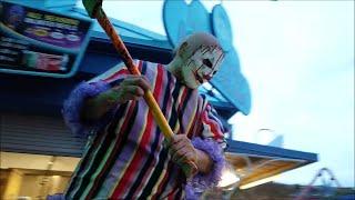 Fright Fest 2018 | Scare Zones | Fans | Fun & Jump Scares!