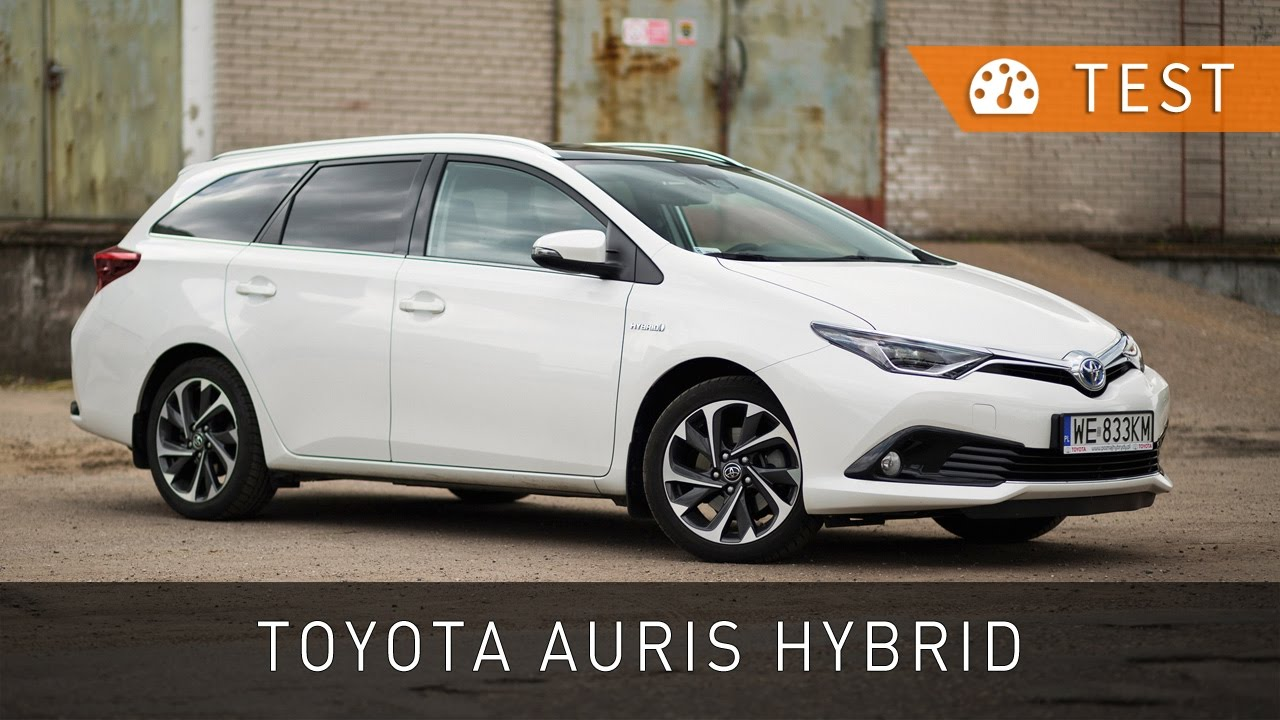 Toyota Auris Touring Sports 1 8 Hybrid Comfort 2016 Test Pl