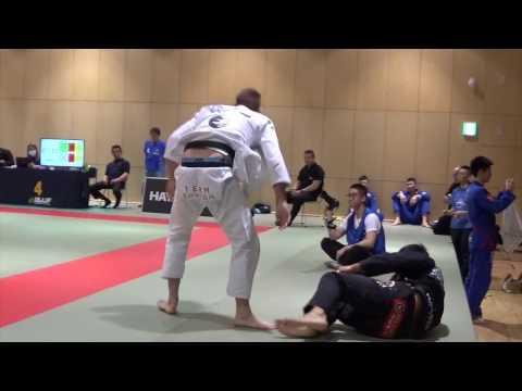 Keenan Cornelius vs Marcos de Souza / Japanese National 2017