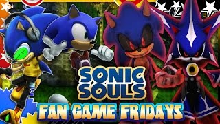Fan Game Fridays - Sonic Souls Final Version (Max Settings)