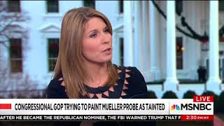 Chris Christie Gets Testy With Nicolle Wallace: 'Do You Work for Mueller Now?'
