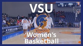 VSU Womens Basketball