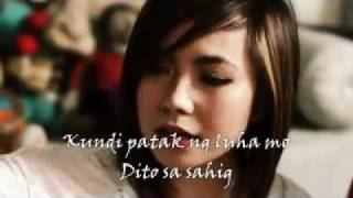 wag na by yeng constantino (music video-with lyrics)