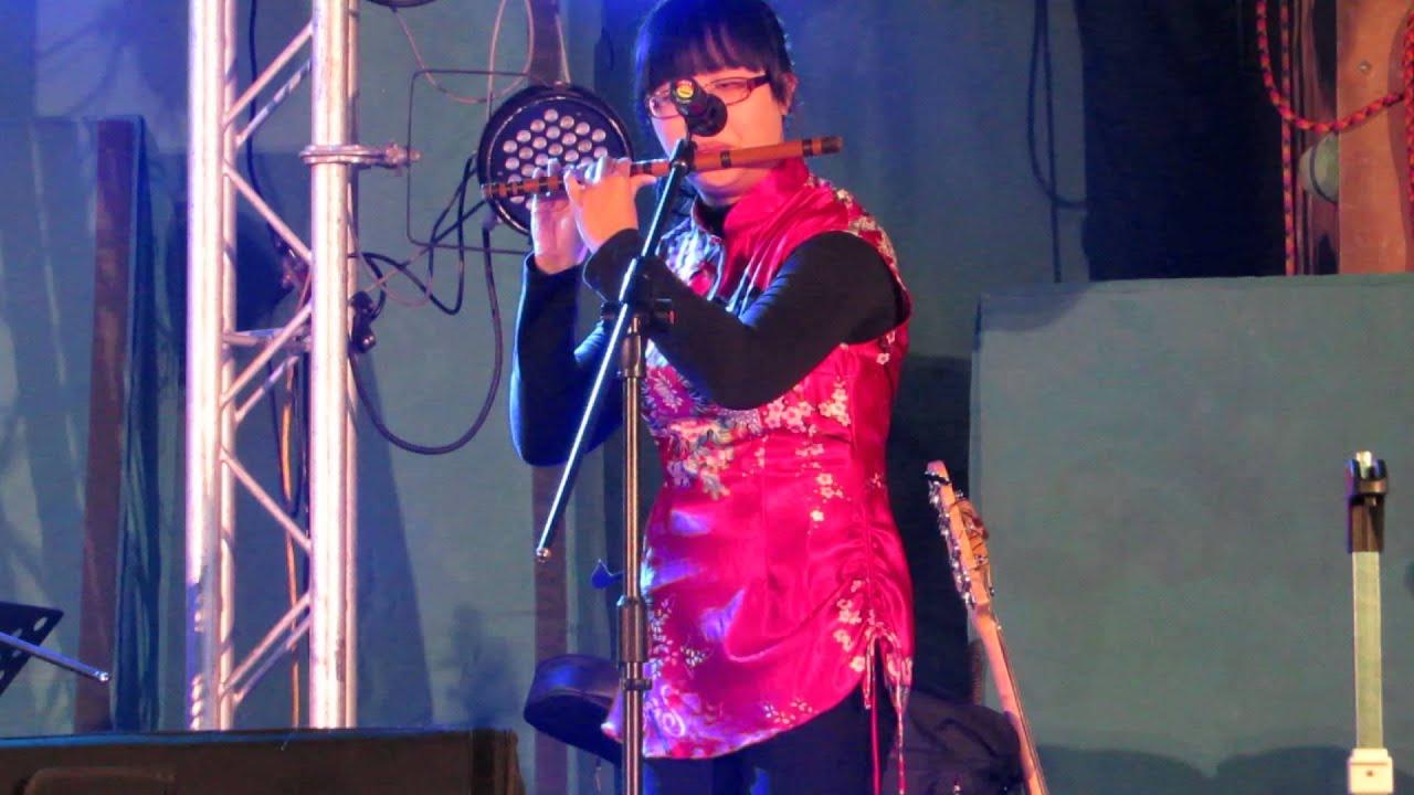 20131127「全校學生樂器暨樂曲創作比賽」第二名 - 陽明春曉(中國笛) - YouTube