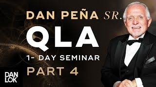 Dan Peña, Sr. QLA One Day Seminar at Heathrow Part 4