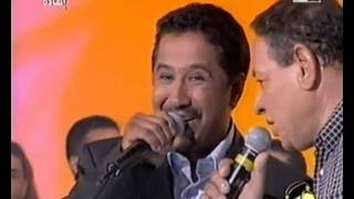 Cheb Khaled en duo avec Abdelhadi Belkhayat