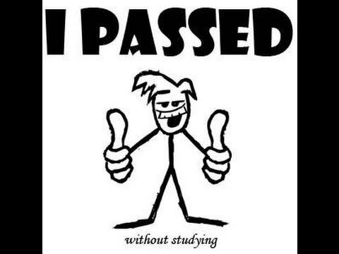 Passed That Damn Test