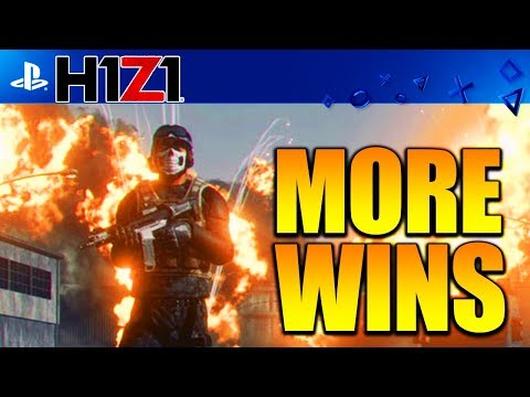 H1Z1 PS4 - HOW TO WIN MORE GAMES! BEST H1Z1 PLAYSTATION 4 TIPS TO GET MORE WINS! PS4 H1Z1 WIN GAMES