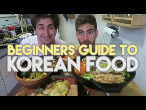 Beginners Guide to Cooking Korean Food