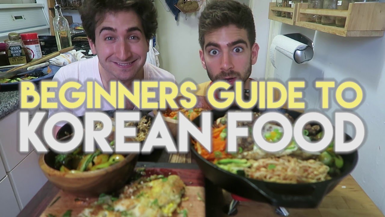 Beginners guide to cooking korean food youtube beginners guide to cooking korean food forumfinder Gallery