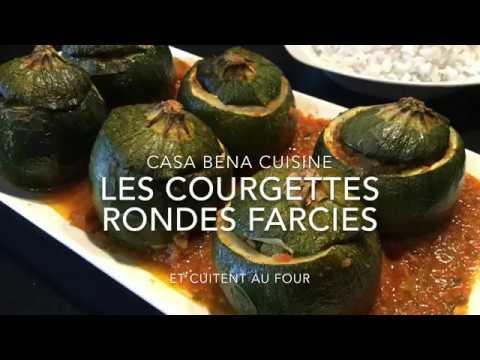 les-courgettes-rondes-farcies-et-cuitent-au-four-(-recette-d'été,-recette-légère-)