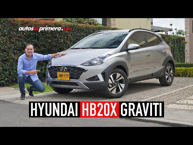 Hyundai Graviti HB20x 🔥  Aventurero, versátil y diferente 🔥  Prueba-Reseña