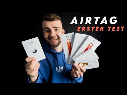 Nie wieder etwas verlieren: Apple AirTags - Unboxing & erster Test!