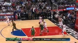 Utah Jazz vs LA Clippers  Full Game Highlights   Game 7   April 30, 2017   NBA Playoffs