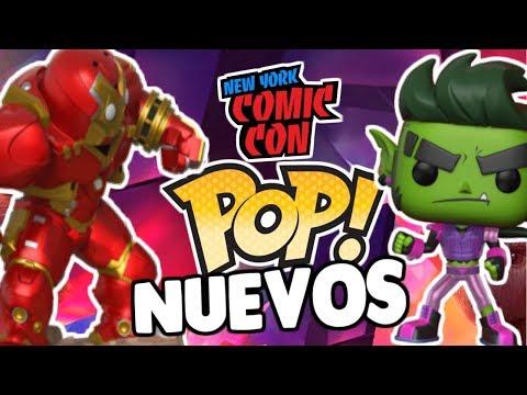 NUEVOS Funko POP Exclusivos de MARVEL, Toy Story y Mas