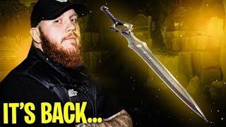 THE SWORD IS BACK?!... W/ DRLUPO, CLOAK & ACTIONJAXON - Fortnite Battle Royale