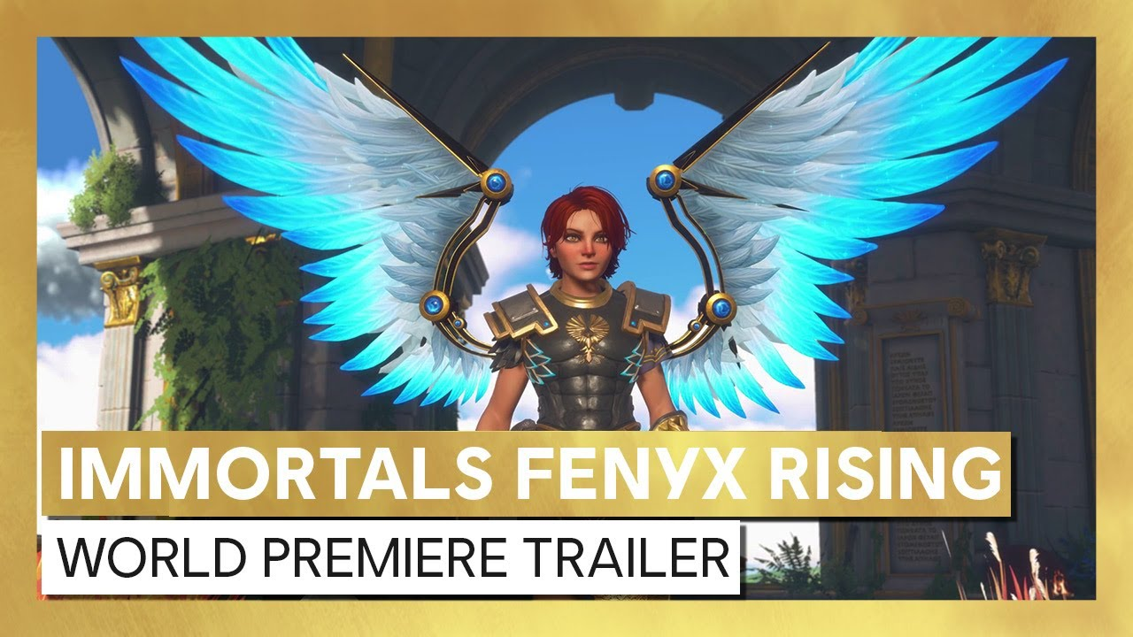 Immortals Fenyx Rising: World Premiere Trailer