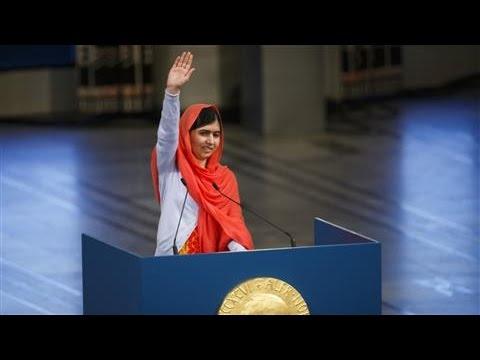 Malala Yousafzai, Kailash Satyarthi Win Nobel Prize