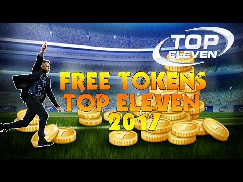 Top Eleven 2017 - How to earn FREE TOKENS in Top Eleven 2017