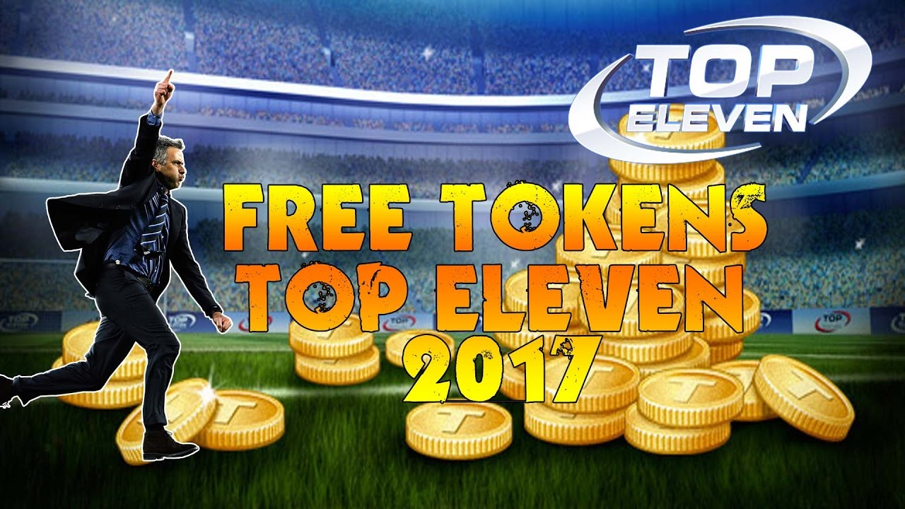 Top Eleven 2017 How To Earn Free Tokens In Top Eleven 2017 Youtube