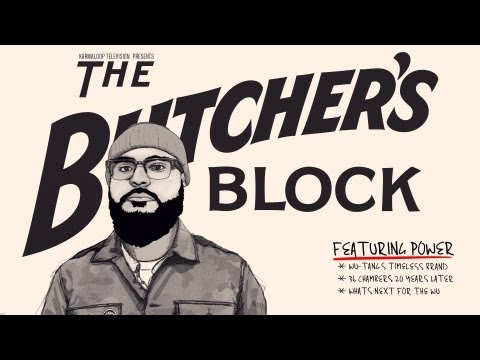 The Butcher's Block EP. 10  Power of WuTang