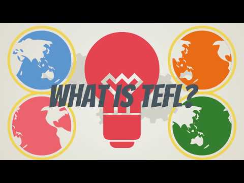 ITA - What is TEFL and TEFL certification?