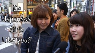 Video How to Tell if a Japanese Girl Likes You (Interview) download MP3, 3GP, MP4, WEBM, AVI, FLV September 2017