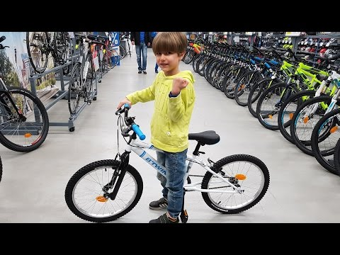 Getting A New Fun Bike - Go