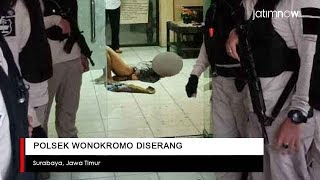 Polsek Wonokromo Surabaya Diserang MP3