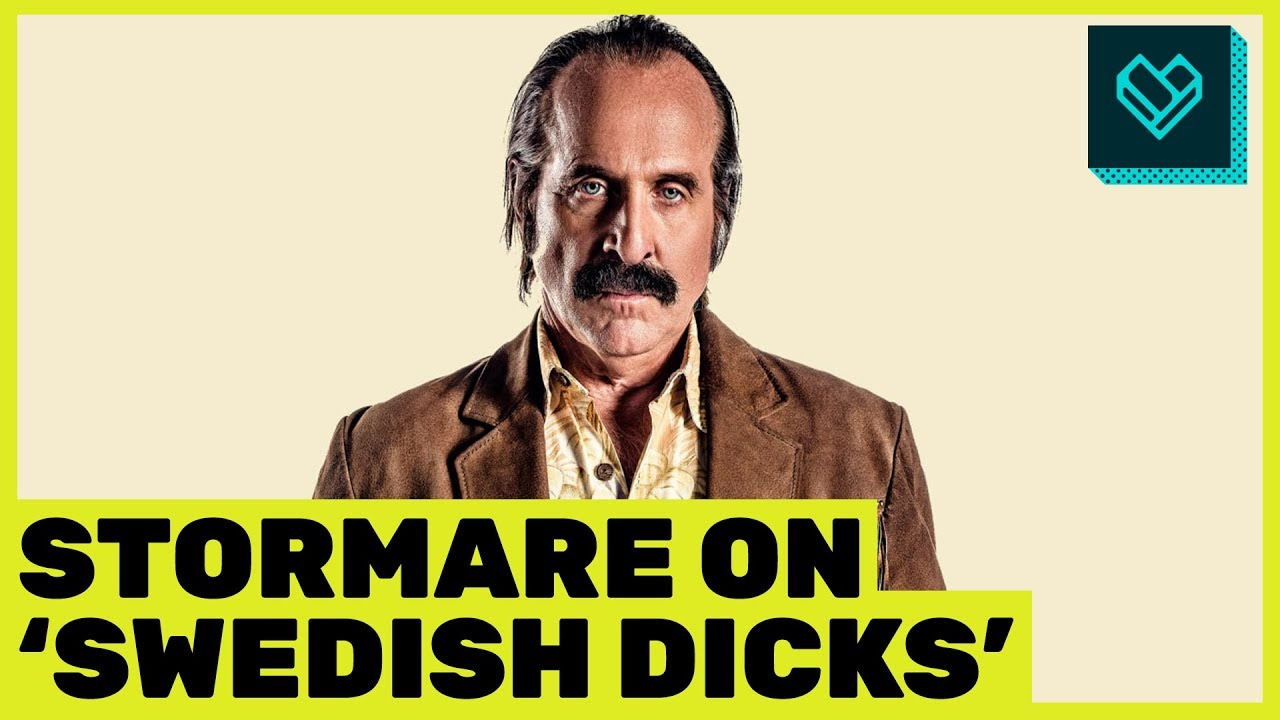 Download Peter Stormare Reveals His Inspiration for 'Swedish Dicks'