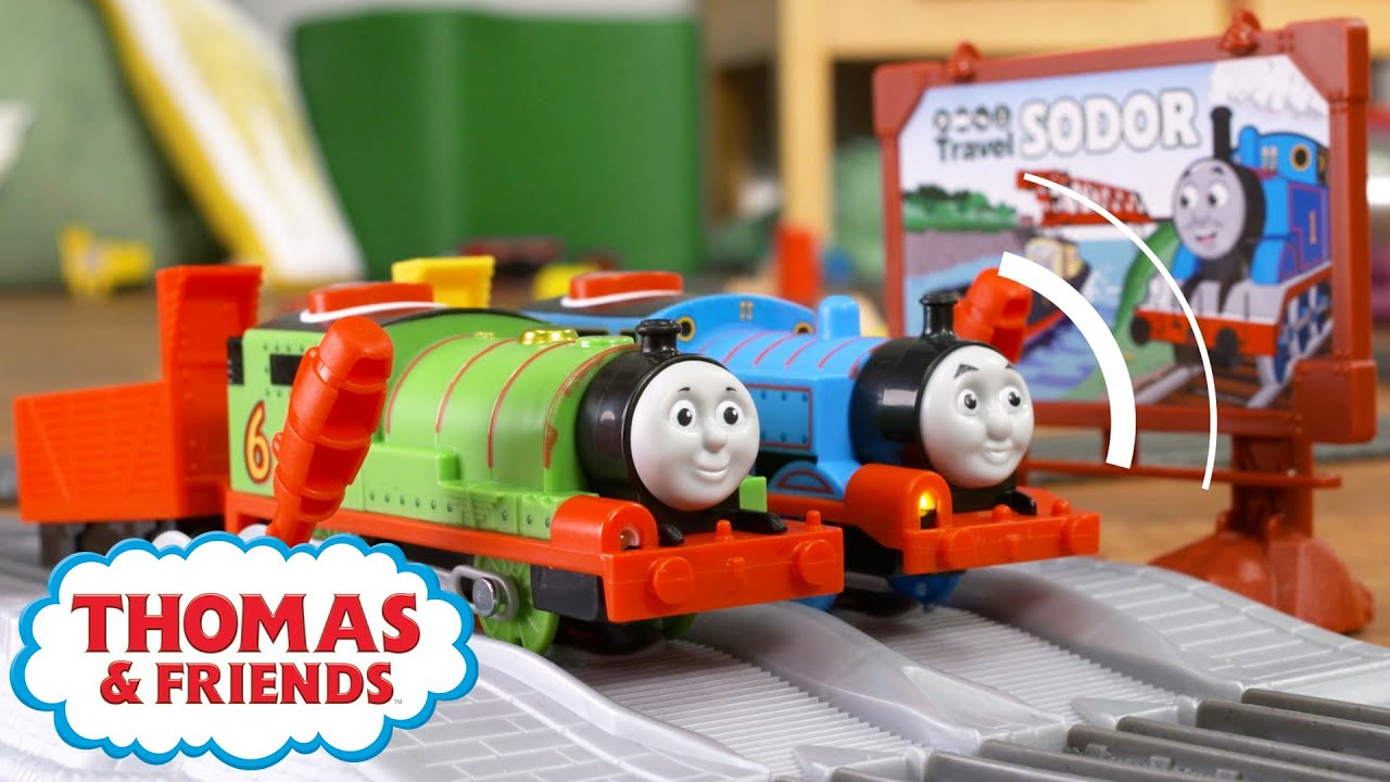 Watch Out, Thomas! - Thomas and the Wibbly Wobbly Bridge | +more Kids Videos | Thomas & Friends™