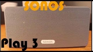 Sonos Play 3 Review- Wireless Home Sound System
