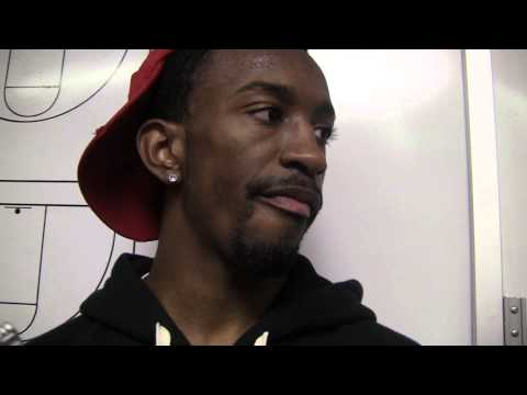 Russ Smith Marquette Post-Game 2-3-13