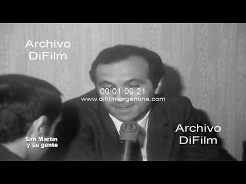 SAN MARTÍN Y SU GENTE 28.6.2020