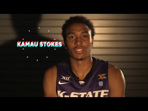 K-State MBB | Newcomer Video - Kamau Stokes